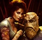 Chase Masterson of Star Trek