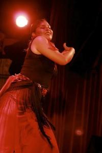 Flamenco Night at El Cid