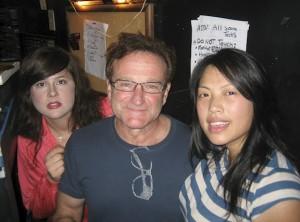 Actor Robin Williams at El Cid